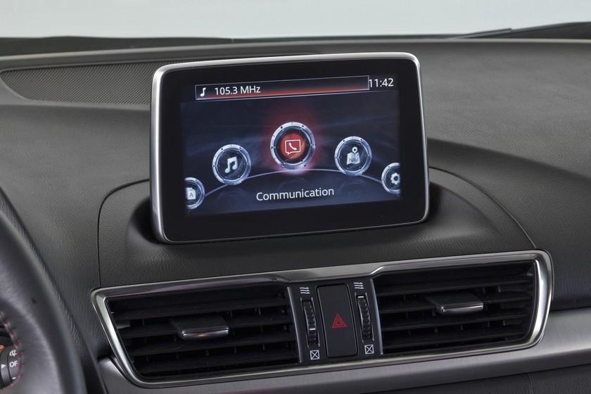 Android Auto y CarPlay para Mazda en México ...