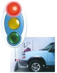 Un semaforo que te enseña a aparcar