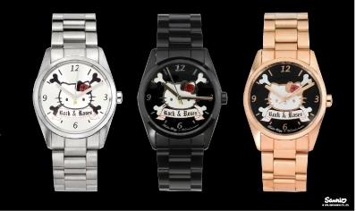 Relojes Hello Kitty nada infantiles, edición limitada