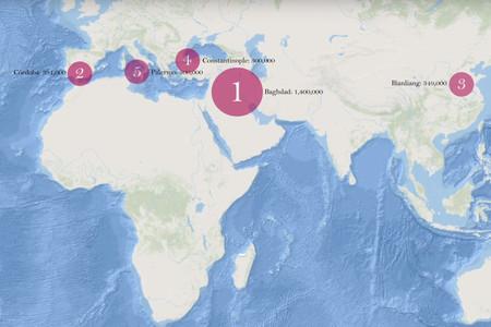 La evolución de las ciudades más grandes de la Tierra, explicada en tres fascinantes vídeos