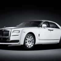 """Eternal Love"", un Rolls-Royce Ghost edición especial destinado a China"