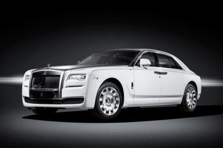 """Eternal Love"", un Rolls-Royce Ghost edición especial destinado a China"