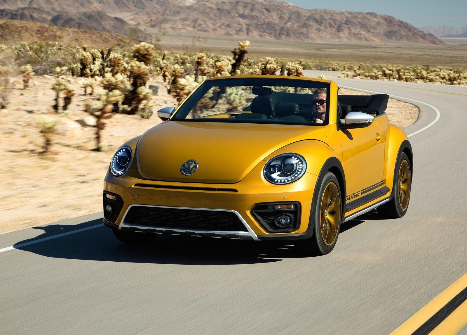 Foto de Volkswagen Beetle Dune (3/14)