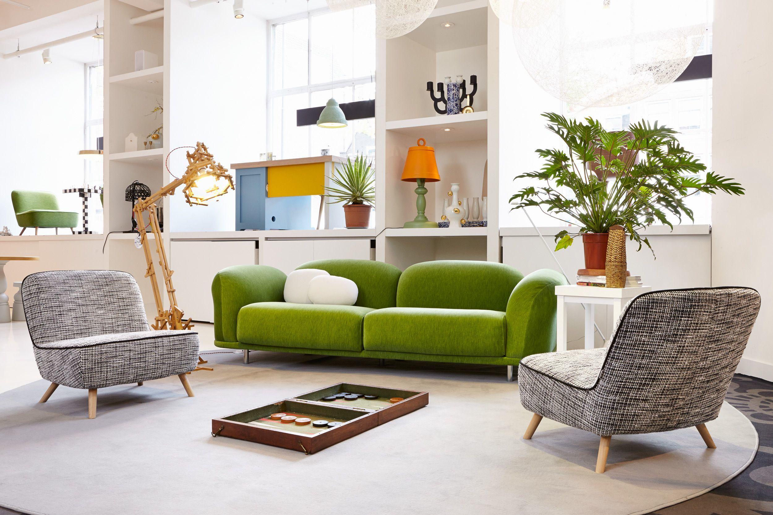 showroom de Moooi en Amsterdam