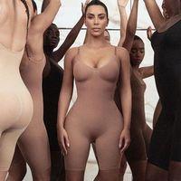 Kim Kardashian hace negocio de uno de sus secretos de belleza: llega 'Kimono', su nueva marca de fajas