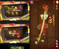Los mejores juegos de cortar fruta para Android