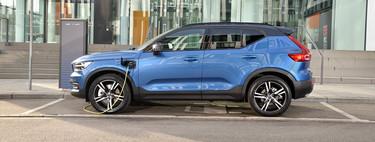 14 coches híbridos enchufables aptos para Etiqueta CERO de la DGT, de 40.000 a 50.000 euros