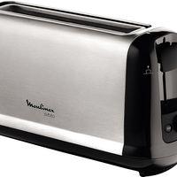 La tostadora de una sola ranura en acero inoxidable Moulinex Subito LS260800 cuesta sólo 26,44 euros en Amazon
