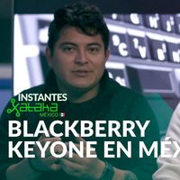 BlackBerry regresa a México con el KEYone, ¿logrará triunfar en México? Platicamos en video