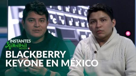 BlackBerry regresa a México con el KEYone, ¿logrará triunfar en México? Platicamos en video