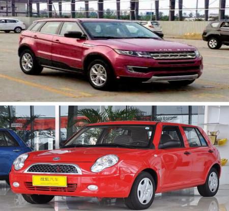 ¿Lo mismo pero más barato? No lo creemos, estas son 6 imitaciones chinas de autos