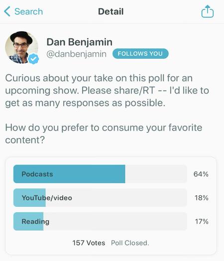 Tweetbot 6 Encuesta