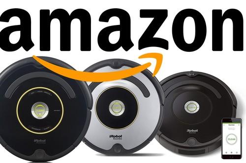 Cinco ofertas de Amazon en robots aspirador Roomba para ahorrar tiempo y dinero en la limpieza del hogar
