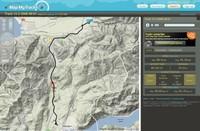 Map My Tracks: segumiento GPS en tiempo real para entusiastas del deporte