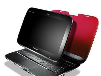 Lenovo IdeaPad U1 Hybrid, mitad portátil mitad tablet