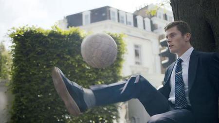 Paul Smith y el fútbol: El lujo de hacer rodar un balón