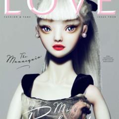 Foto 3 de 6 de la galería duelo-de-modelos-y-portadas-en-la-revista-love-gisele-bundchen-y-agyness-deyn-entre-otras en Trendencias