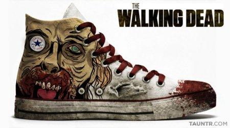 Las Converse perfectas para los fans de Dexter, The Walking Dead y Breaking Bad