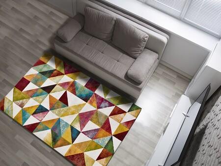 Alfombras geométricas Leroy Merlin
