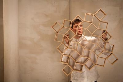 [Vídeo] Ghostcube, cubitos de madera que te quitarán palabra
