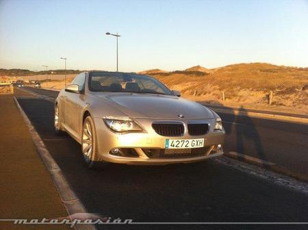 BMW 635d Cabrio