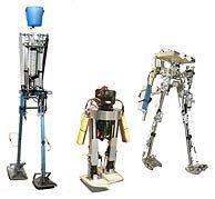 Andar no es tan fácil, para un robot