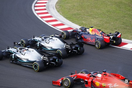 Bottas Hungria F1 2019