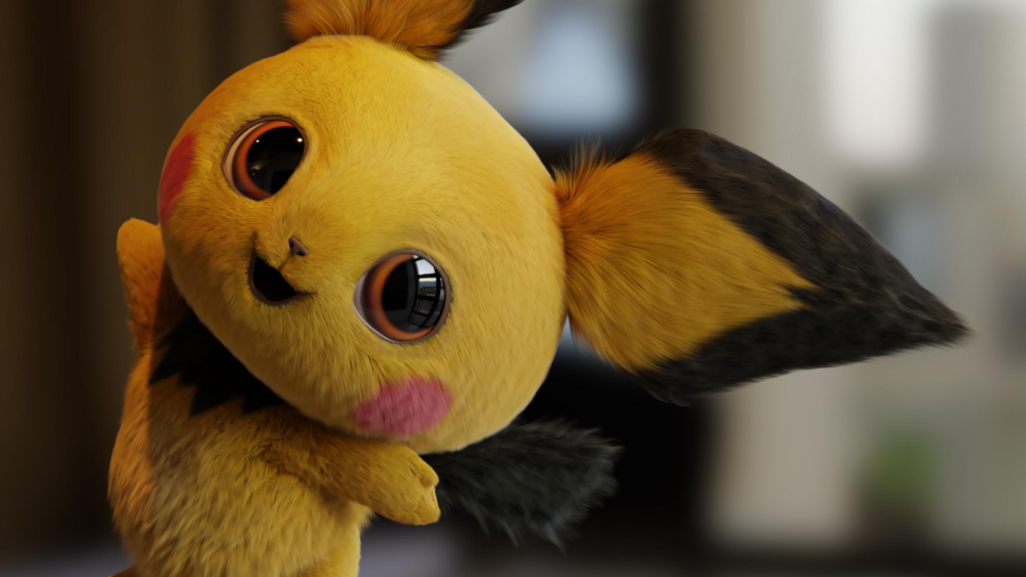 Foto de Fondos de pantalla de 'Detective Pikachu' (9/11)