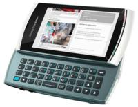 Sony Ericsson Vivaz Pro, con teclado QWERTY