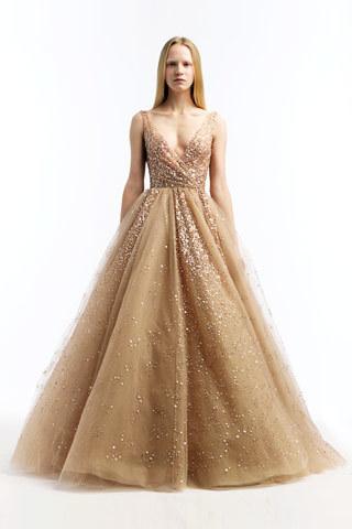 Los vestidos de Oscar de las colecciones Pre-Fall 2010