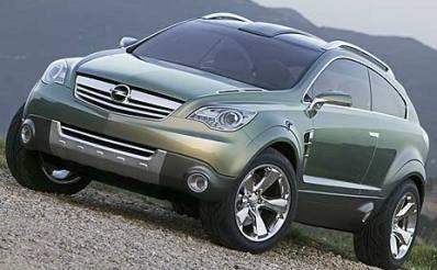 Opel Antara GTC