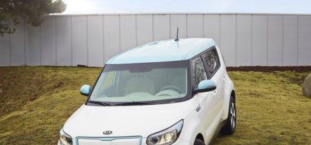 Alemania se rinde al Kia Soul EV en el mejor mes de octubre allí para los coches eléctricos