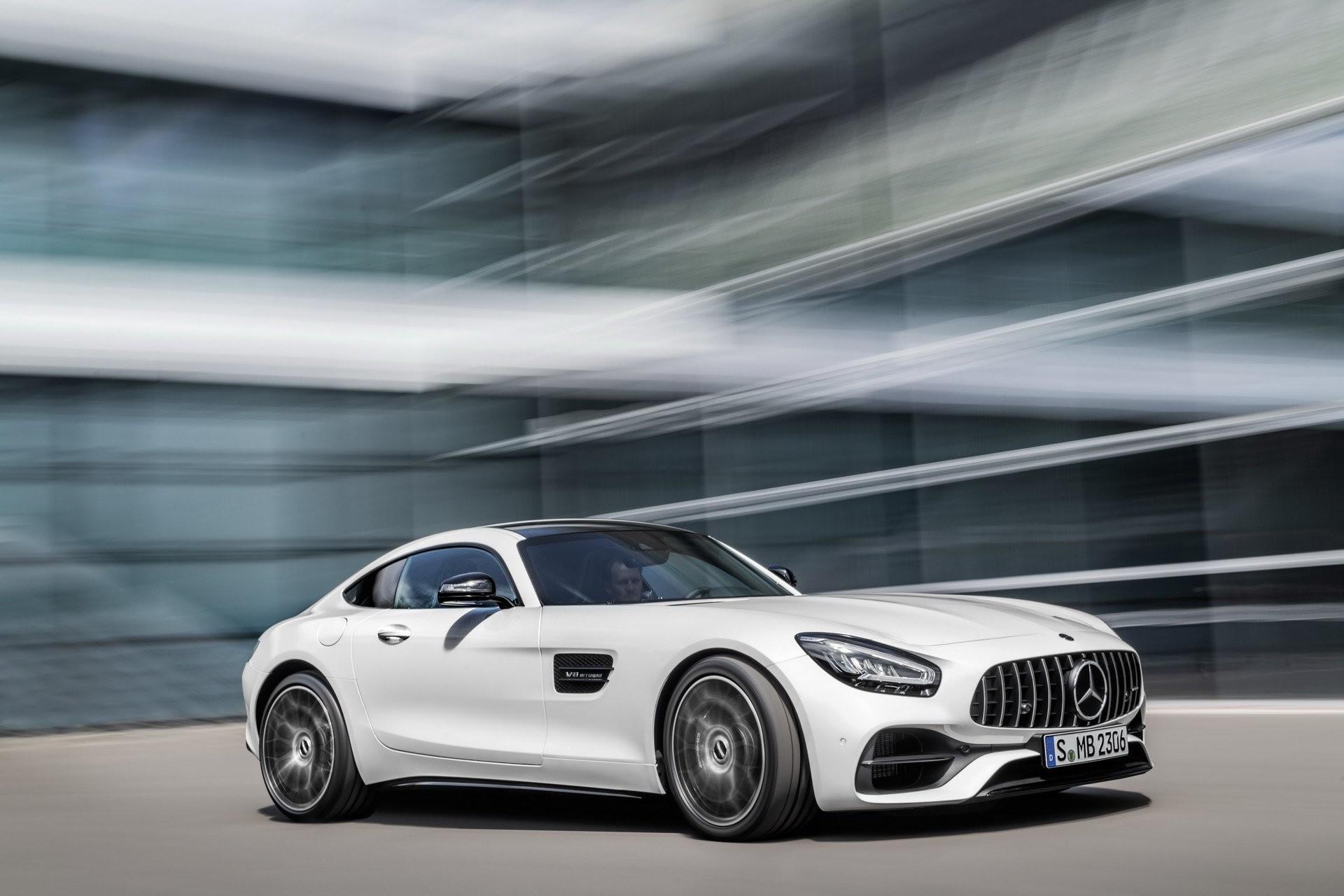 Foto de Mercedes-AMG GT 2020 (2/44)