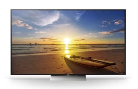 Esta es la alineación de televisores 4K de Sony para 2016: apuesta por el diseño y HDR
