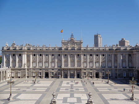 Royal Palace Of Madrid 08