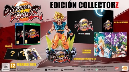 Dragon Ball Fighterz Edicion Coleccionista