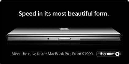 Nuevos MacBook Pro: Más potencia, mismo aspecto