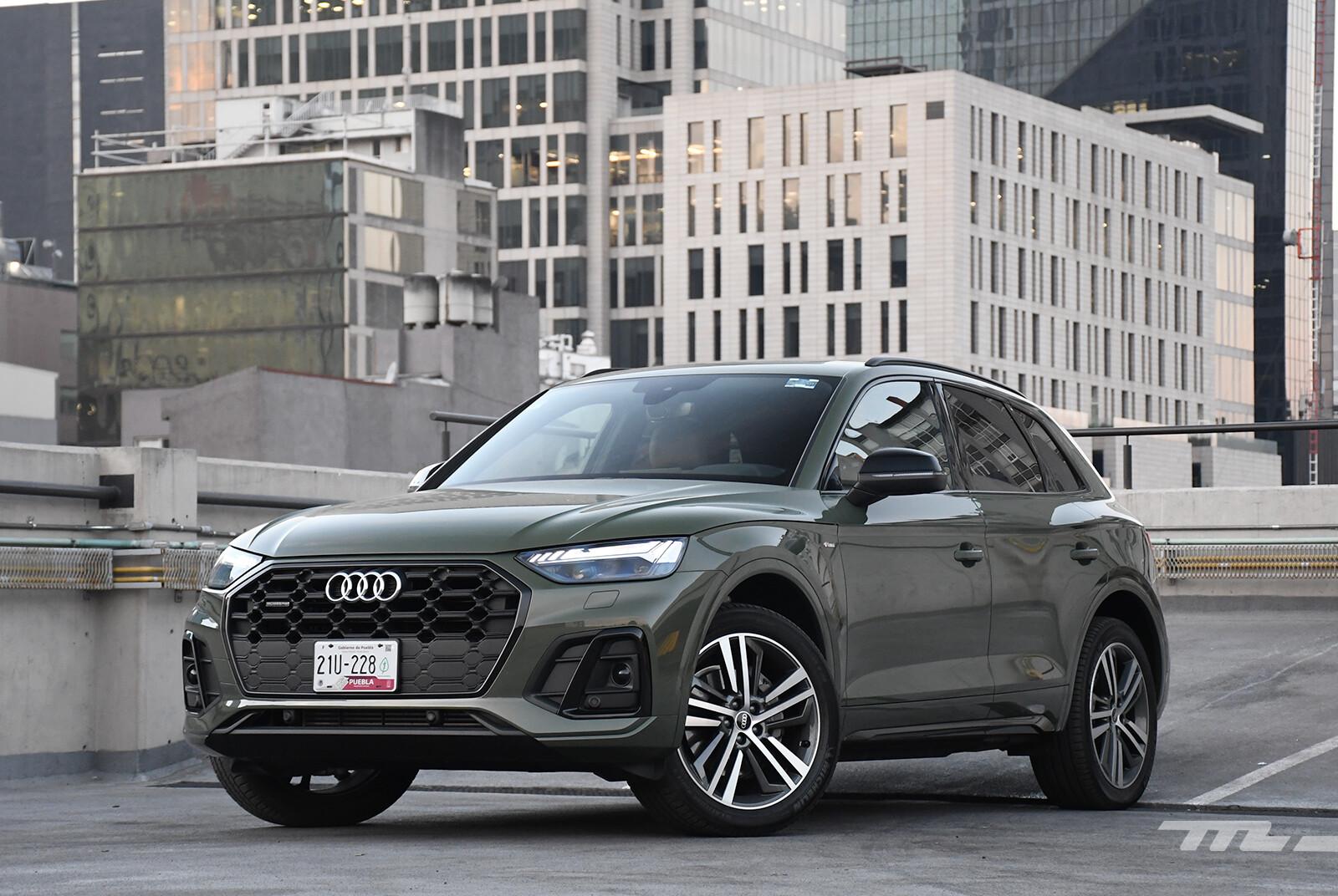 Foto de Audi Q5 2021 (prueba) (2/24)