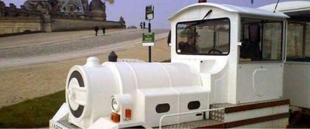 Visita la ciudad de Versalles en un pequeño tren