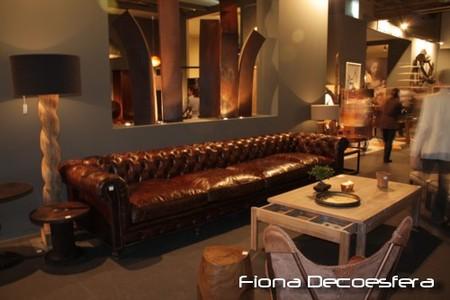 Sofá Chester gigante de Monpas