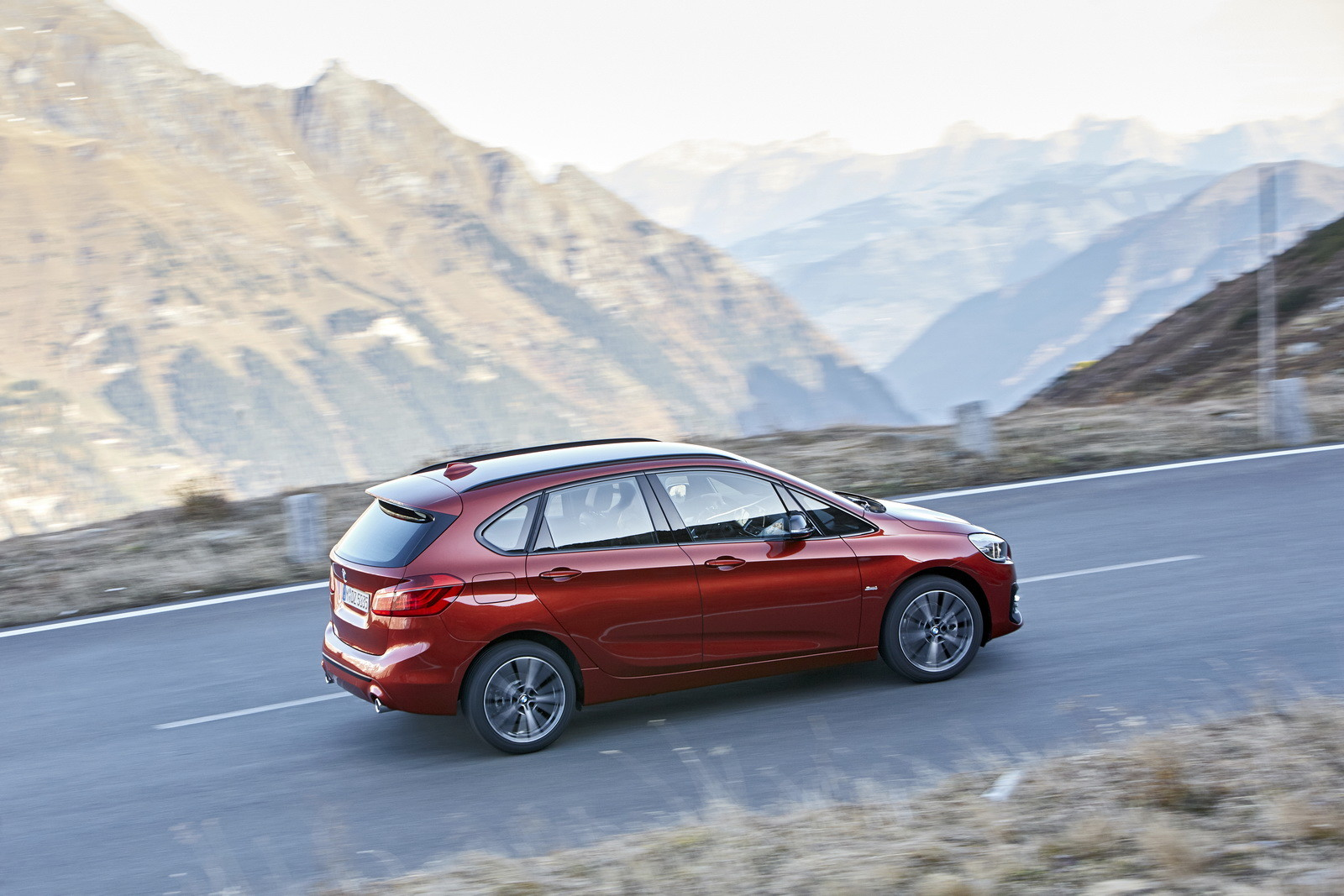 Foto de BMW Serie 2 Active Tourer (12/32)