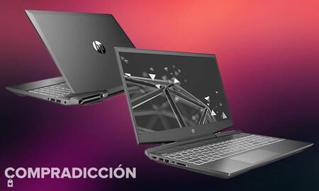 Este portátil gaming es potente y no te costará demasiado en Amazon: HP Pavilion Gaming 16-a0024ns por sólo 849 euros