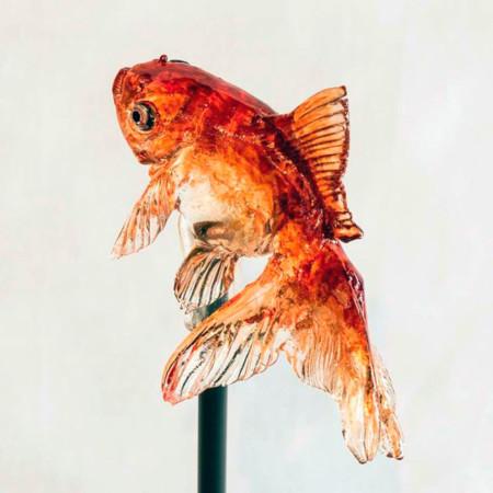 Sorprendentes y realistas piruletas con forma de animal