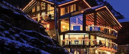 Chalet Zermatt Peak: las mejores vistas de los Alpes en un hotel 6 estrellas