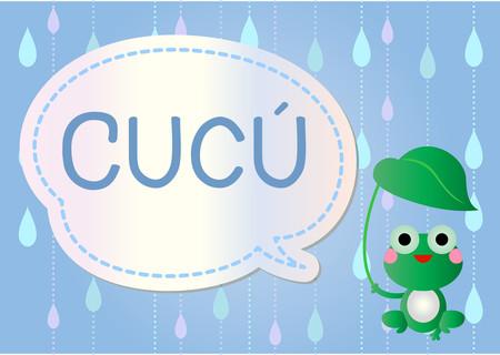 Canciones populares infantiles: 'Cucú cantaba la rana'