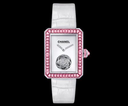 La versión más luxury del reloj Chanel Première: Flying Tourbillon