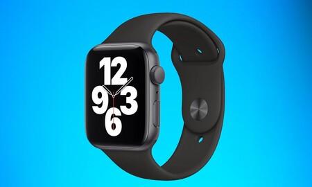 En eBay con el cupón PDESCUENTO2020 el Apple Watch SE sale más barato: ahora lo tienes por 294,49 euros