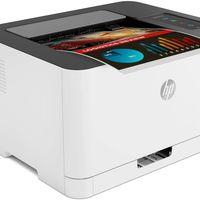 Esta impresora HP láser a color nos permite imprimir directamente desde el móvil y está en oferta hoy: 153,90 euros y envío gratis