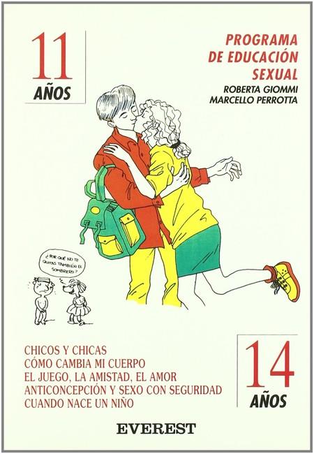 libro sobre sexualidad