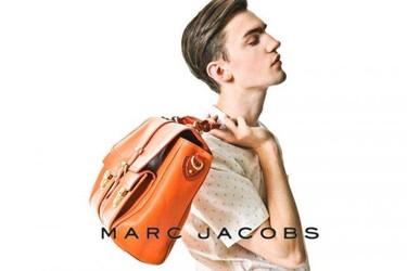 La innovación hecha arte en la nueva campaña Marc Jacobs Primavera-Verano 2012